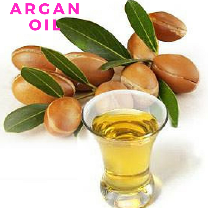 Natural Oils Every Curly Girl Needs - Argan Oil
