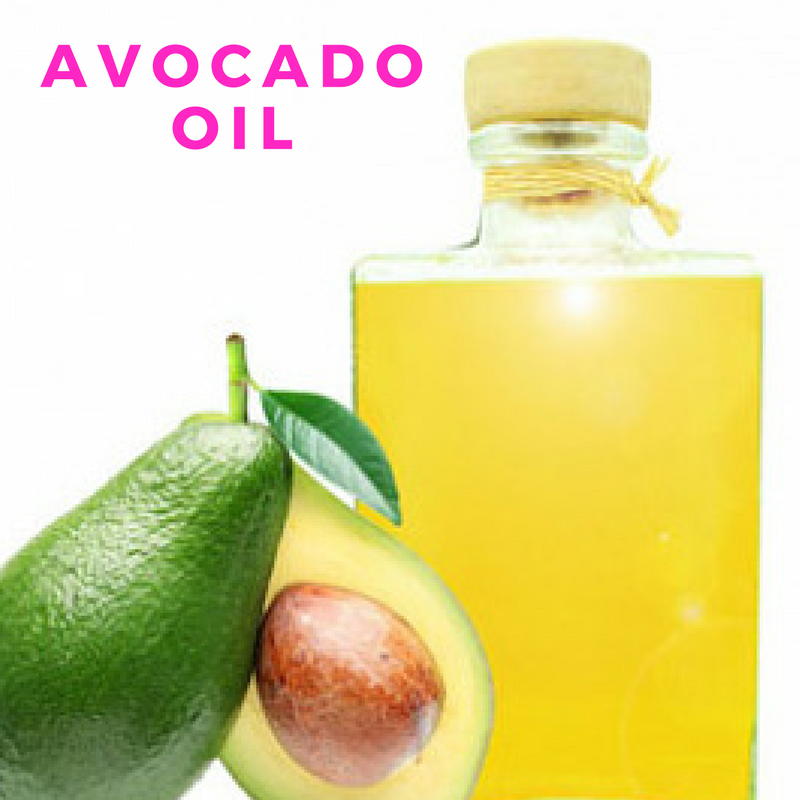 Natural Oils Every Curly Girl Needs - Avocado Oil