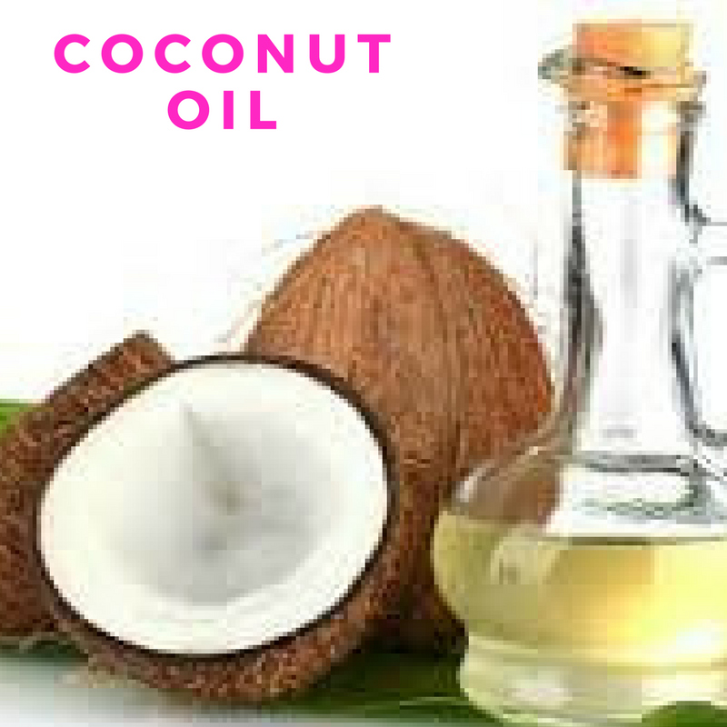 Natural Oils Every Curly Girl Needs - Coconut Oil