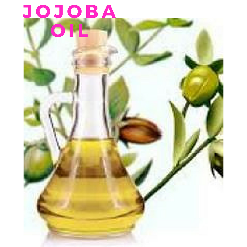 Natural Oils Every Curly Girl Needs - Jojoba Oil