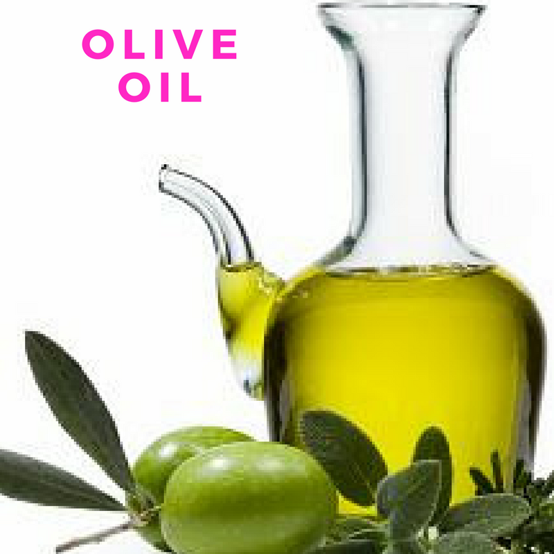 Natural Oils Every Curly Girl Needs - Olive Oil