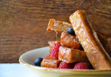 easy cinnamon breakfast recipes