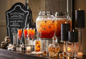 5 last minute halloween cocktails
