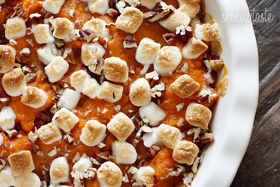 Low Fat Healthy Candied Yam Recipes