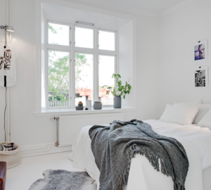 Make Your Bedroom Look Bigger on a Budget