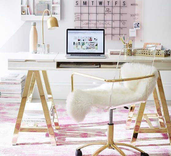 Feminine Desk Chairs Perfect For Small Work Spaces The Bed Head Society