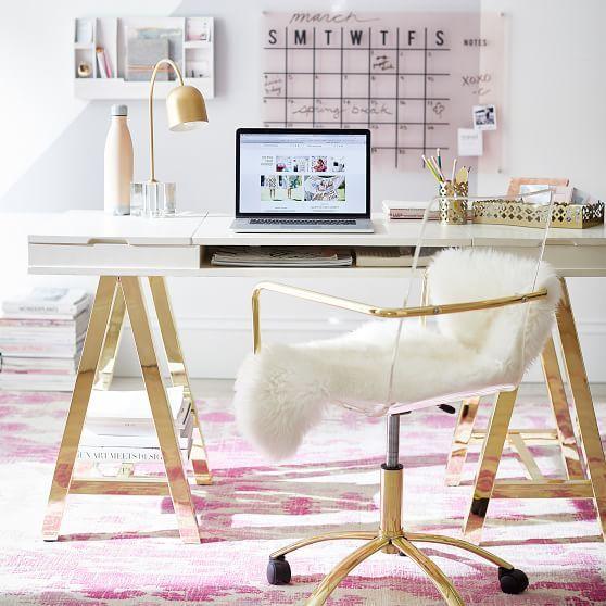 Feminine Desk Chairs Perfect For Small, Feminine Desk Chair