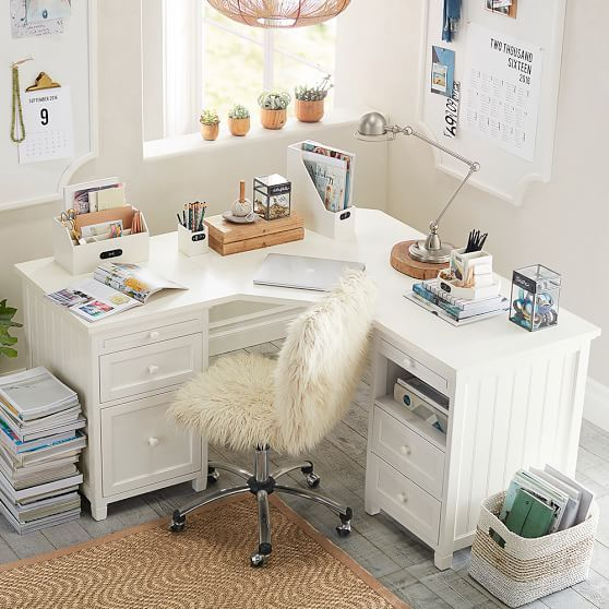 Feminine Desk Chairs Perfect for Small Work Spaces - The Bed ...